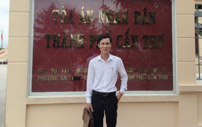 Thông tin luật sư Thuận An