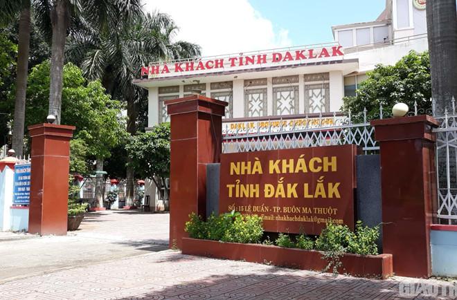 Bị tố gạ tình kỷ luật Giám đốc nhà khách tỉnh Đắk Lắk