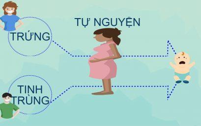 MANG THAI HỘ THEO PHÁP LUẬT VIỆT NAM 2021